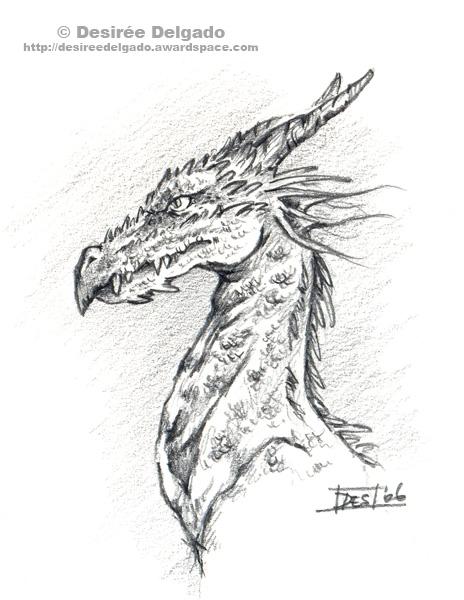 Dibujos A Lapiz De Seres Mitologicos Imagui