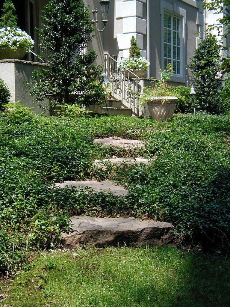 Garden Steps That Complement Landscapeadvisor