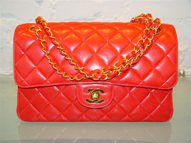 b67d06411b6d Red Quilted Chanel Bag - Best Quilt Grafimage.co