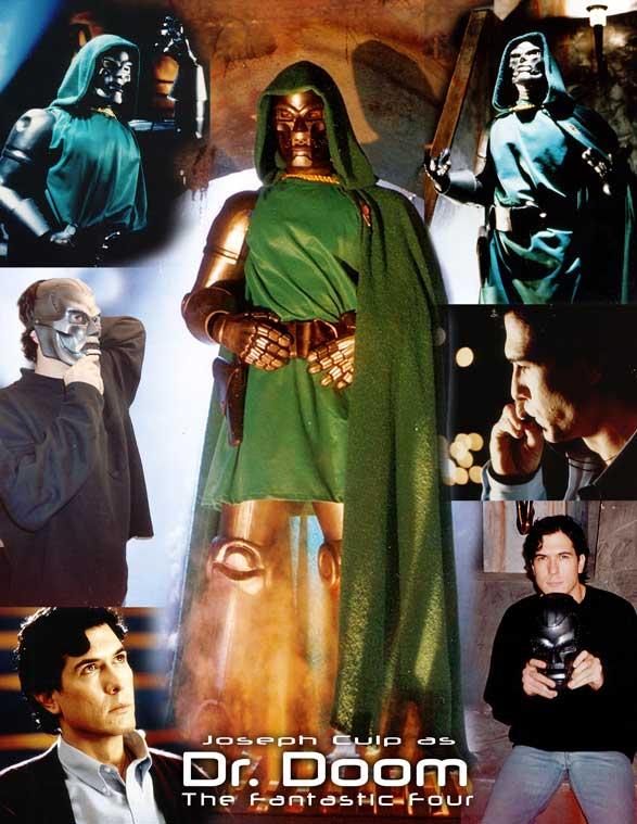 Resultado de imagem para fantastic four 1994 dr. doom