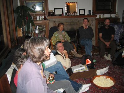 Oakland Ecovillage Group Meets Near Lake Merritt