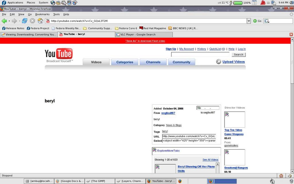 Downloading and Converting YouTube Videos for Mobile Phones