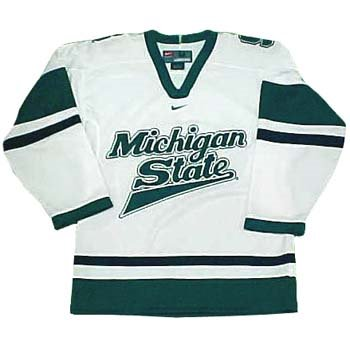 Michigan State hockey sweater
