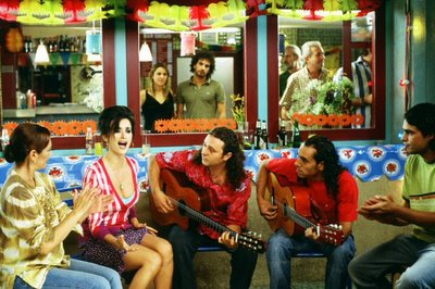 Penélope Cruz in Volver, directed by Pedro Almodóvar, 2006