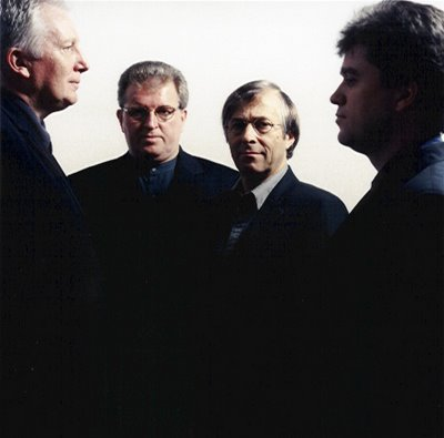 Hilliard Ensemble, photo by Friedrun Reinhold