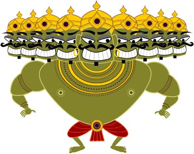 Temple of Demon King Ravana