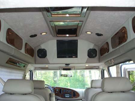 Custom Conversion Vans Interior Parts Interior Ideas Source C B Conversion  Van Interior Parts Interior Ideas