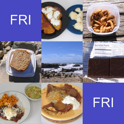Friday Food Collage