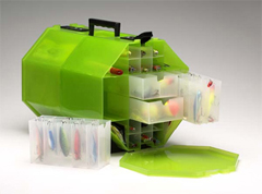 Readi-Lure, the most innovative tackle box on the market today.