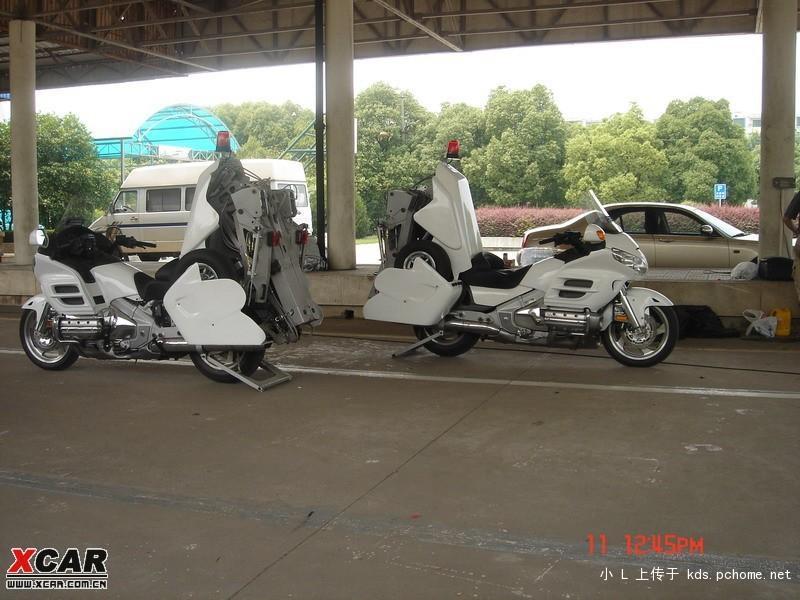 Motorcycle Photos Honda Goldwing Tow Bike Moto Grua