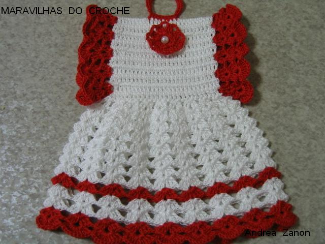 f8674353d RECEITA….. DO PEGADOR DE PANELAS….. | Maravilhas do Croche