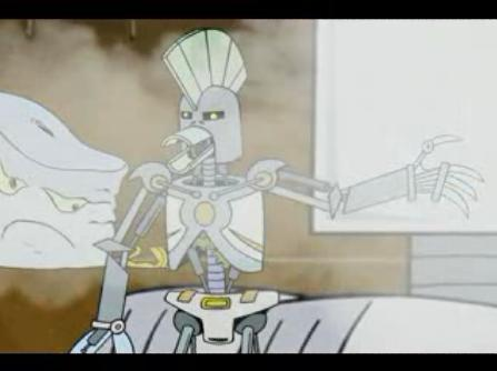 Cybernetic Ghost Of Christmas Past From The Future.Semaj S Blog Your Blog Aqua Teen Hunger Force The Movie