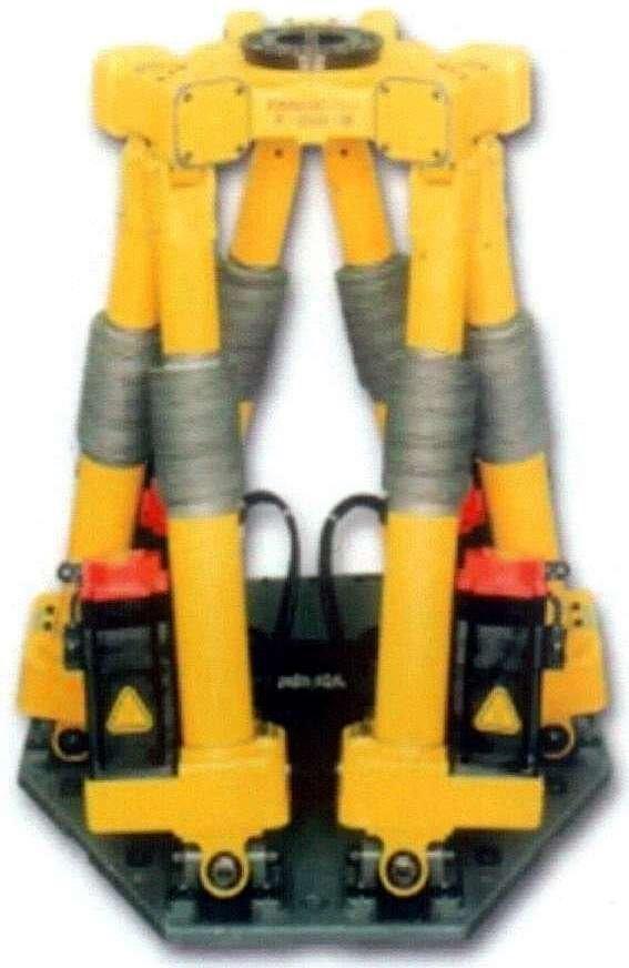 Parallel Link Robot — Fanuc F-200iB   Robot News