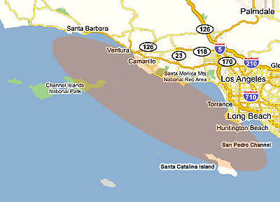 Chazzsongs UFOs / Aliens: Underwater UFO bases in Southern California