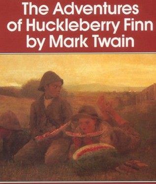 Slavery and submissiveness in the novel the adventures of huckleberry finn by mark twain