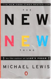 The New New Thing bookcover; Penguin