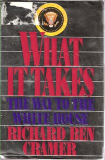 What It Takes bookcover; Random House