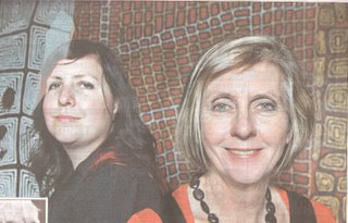 Emily McCulloch Childs and Susan McCulloch