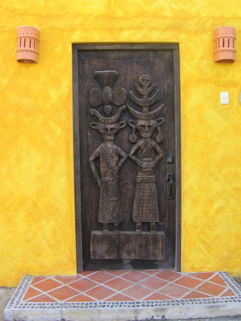 Doors South Of The Border On Pinterest Mexico San