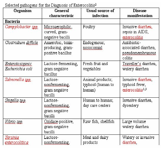yersinia enterocolitica symptome