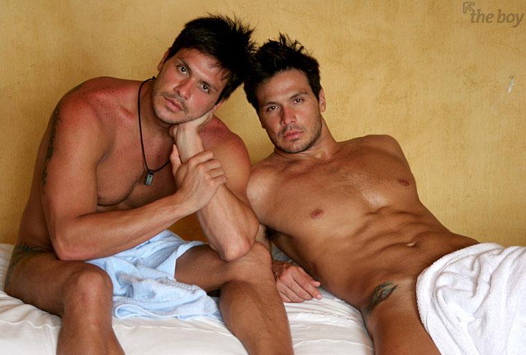 Porno due gemelli gay