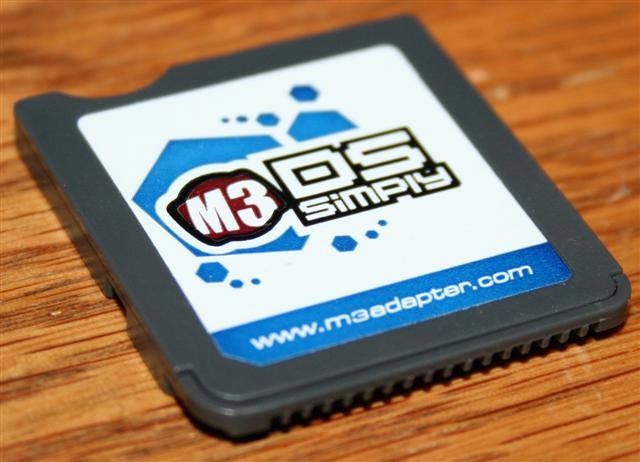 m3 ds real system file