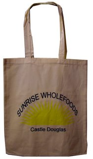 Sunrise Wholefoods- the finest health food shop in South West Scotland