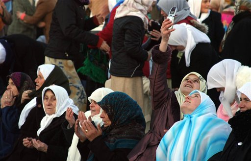 Albania muslim women