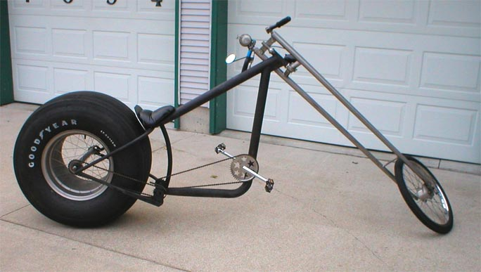 Chopper Bicycles ~ Damn Cool Pictures