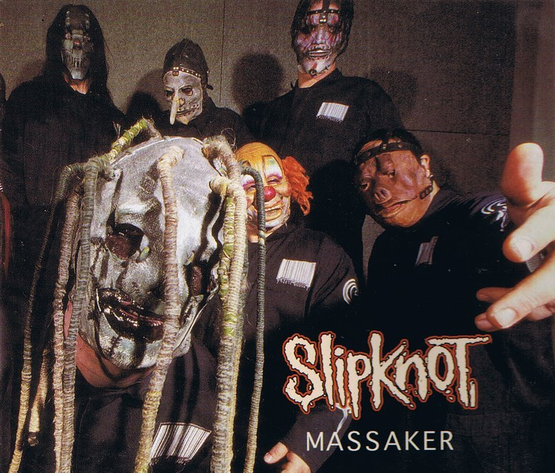 Full AlternativE MetaL .-•]]·: Slipknot - Rarezas