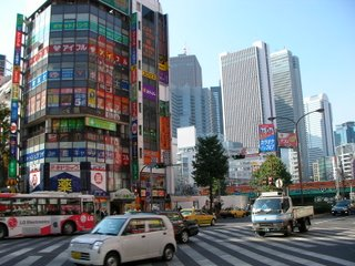 Welcome to Shinjuku