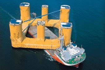 Fogonazos: Sea Giants