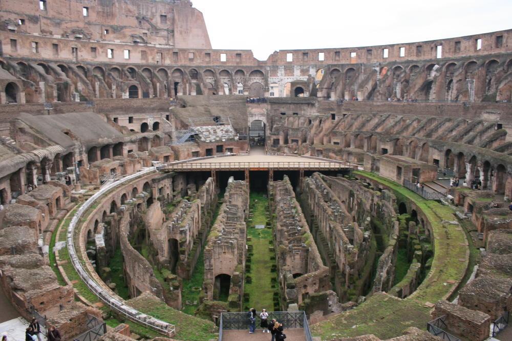 Reason To Believe: Colosseum, Roman Forum, Mamertine Prison