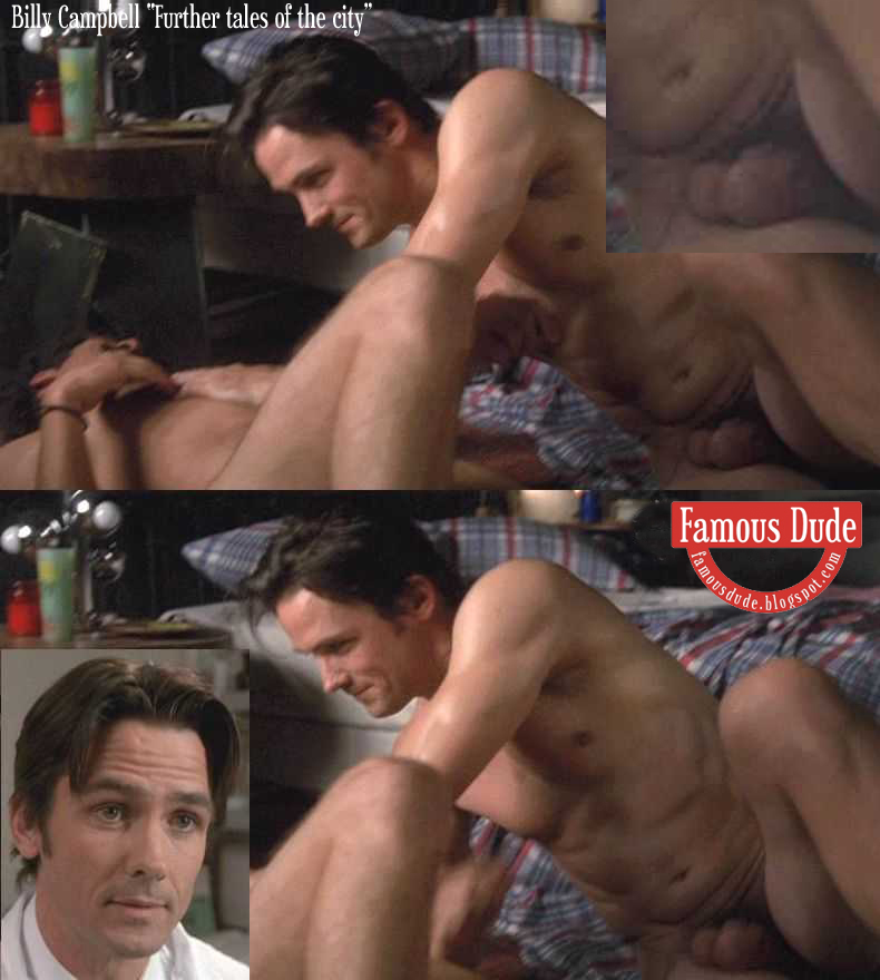 Pin on william billy campbell