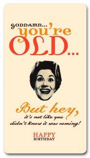 roliga 40 års kort jag är nästan som du: kul kort roliga 40 års kort