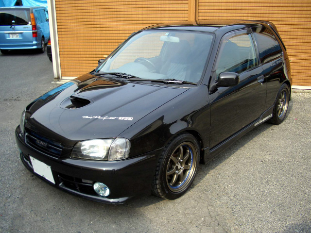 Japanese Used Car Exporter S Blog 1997 Toyota Starlet