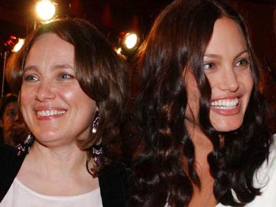 Tabloid Whore: ANGELINA JOLIE LOSES HER MOTHER