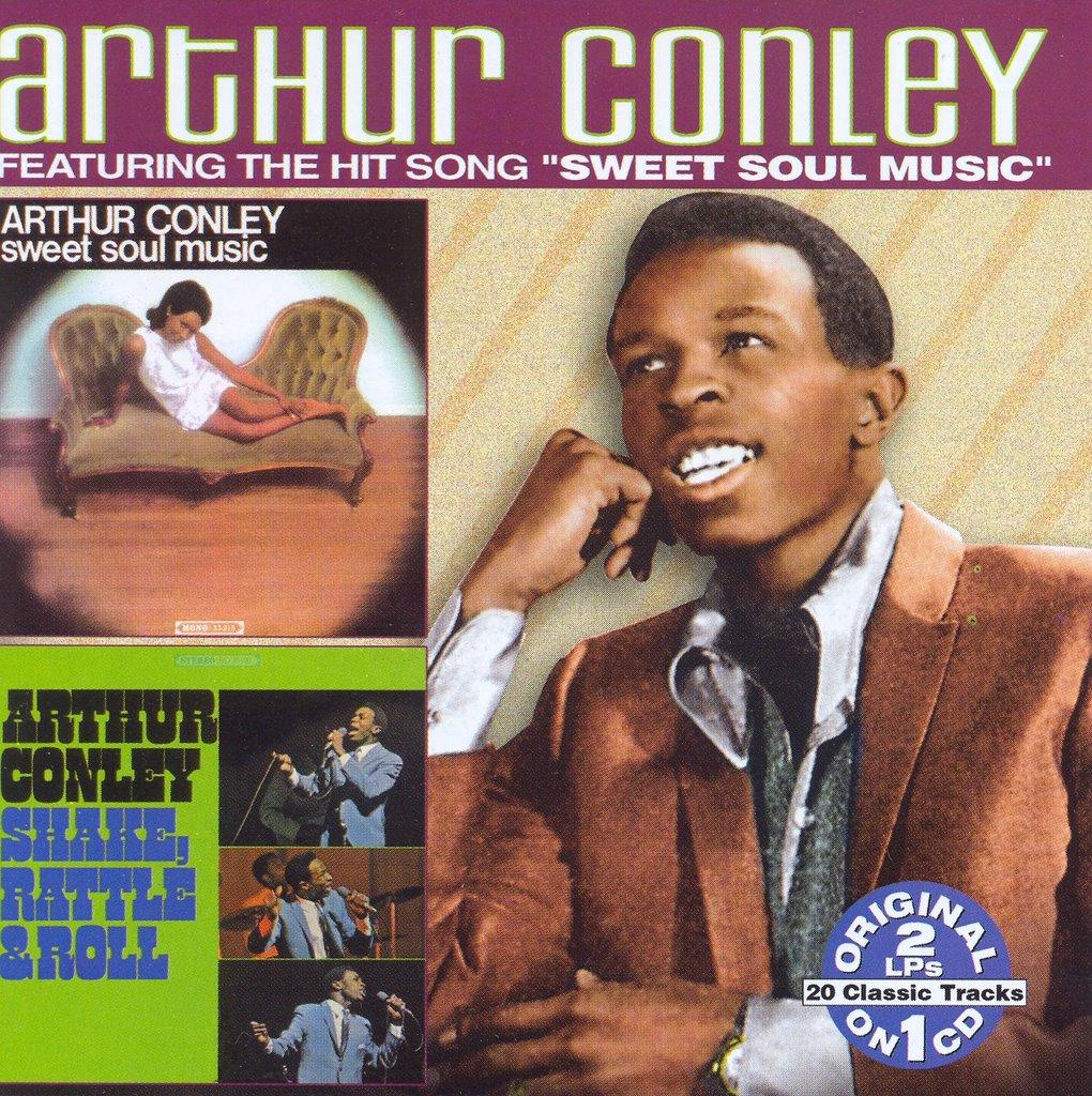 arthur conley soul sweet shake rattle roll rhythm 2006 blues cd soulshaker volume various artists decembre 1967 oldies