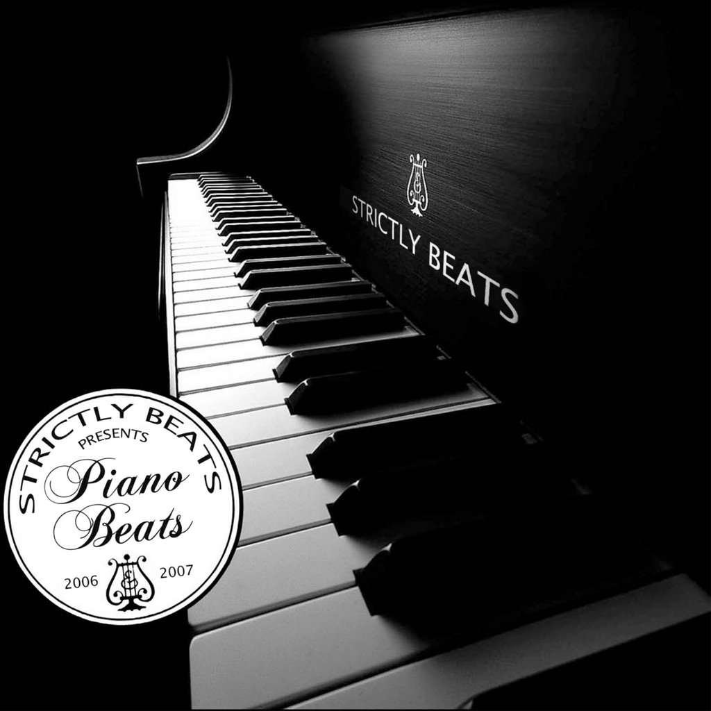 Strictly Beats: Piano Beats Collection