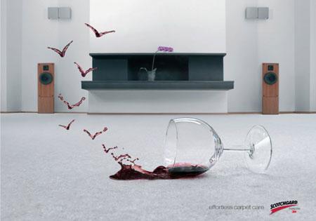 Creative Carpet Care Ad