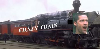 Make way for the Crazy Train!