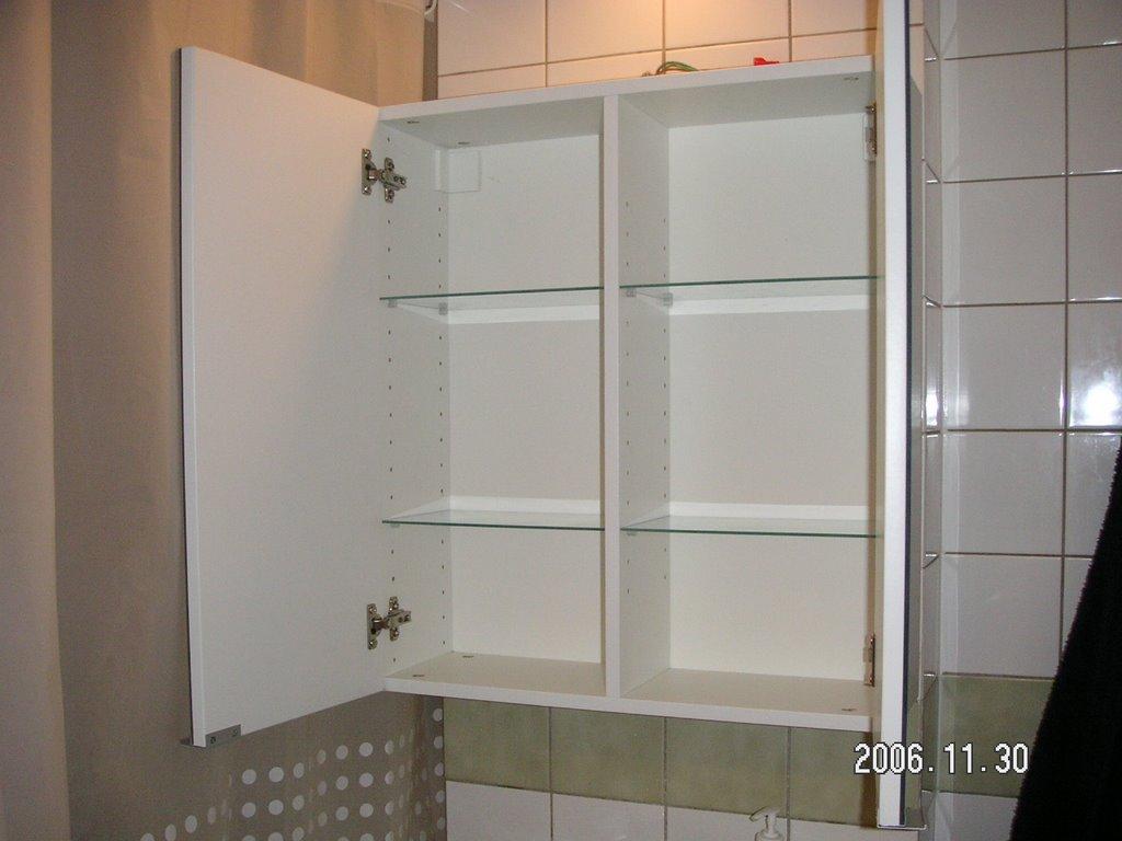 Ralfs lägenhet November 2006