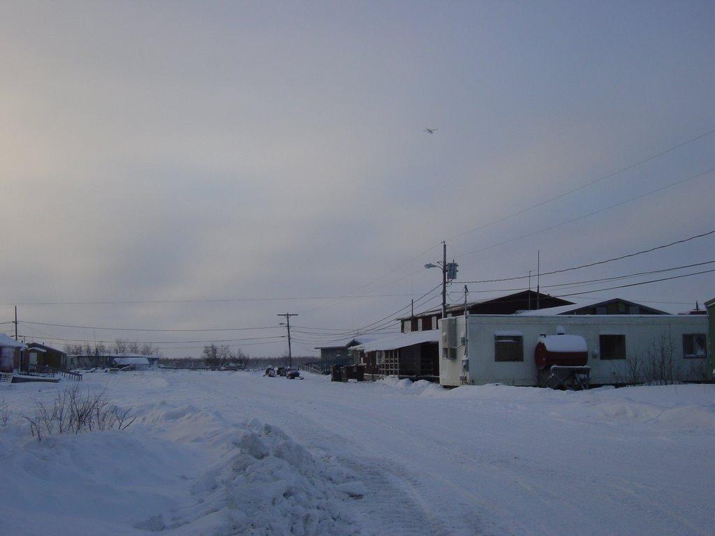 The Tuckers In Alaska January 2007