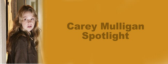 Carey Mulligan Spotlight