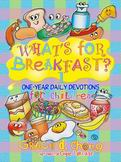 What's for Breakfast? Book1