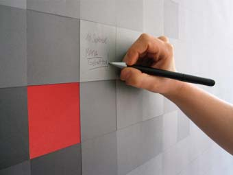 pared post-it