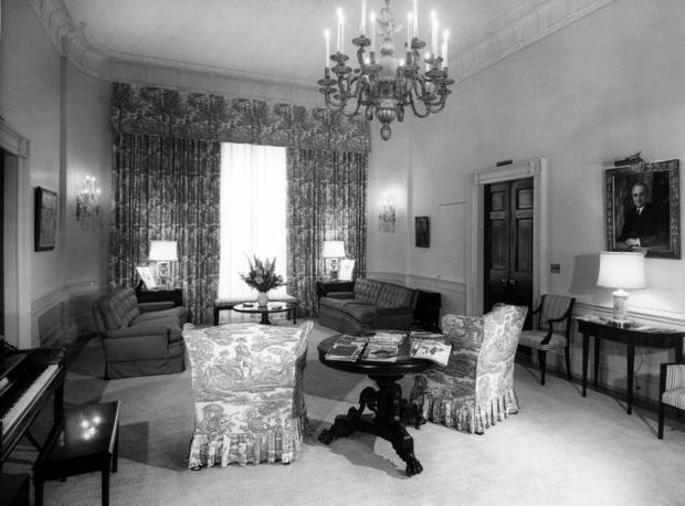White House Sitting Room