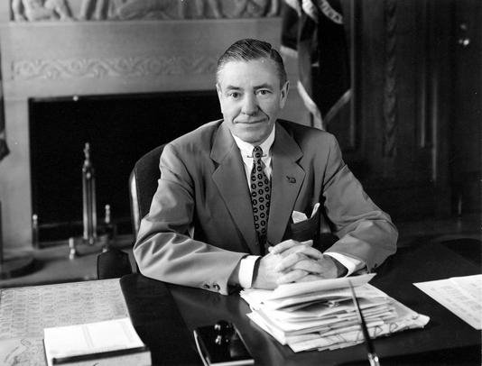 Attorney General of the United States James P. McGranery ca. 1952