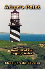 Adam's Point - Book 3 - Legacy Series