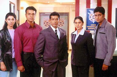 Sony TV, Watch Online 24/7 on JumpTV: Watch C I D: Thriller Serial
